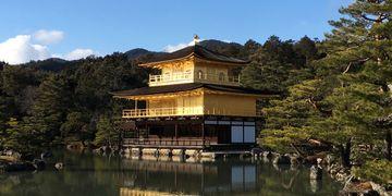 Golden & Silver Pavilions